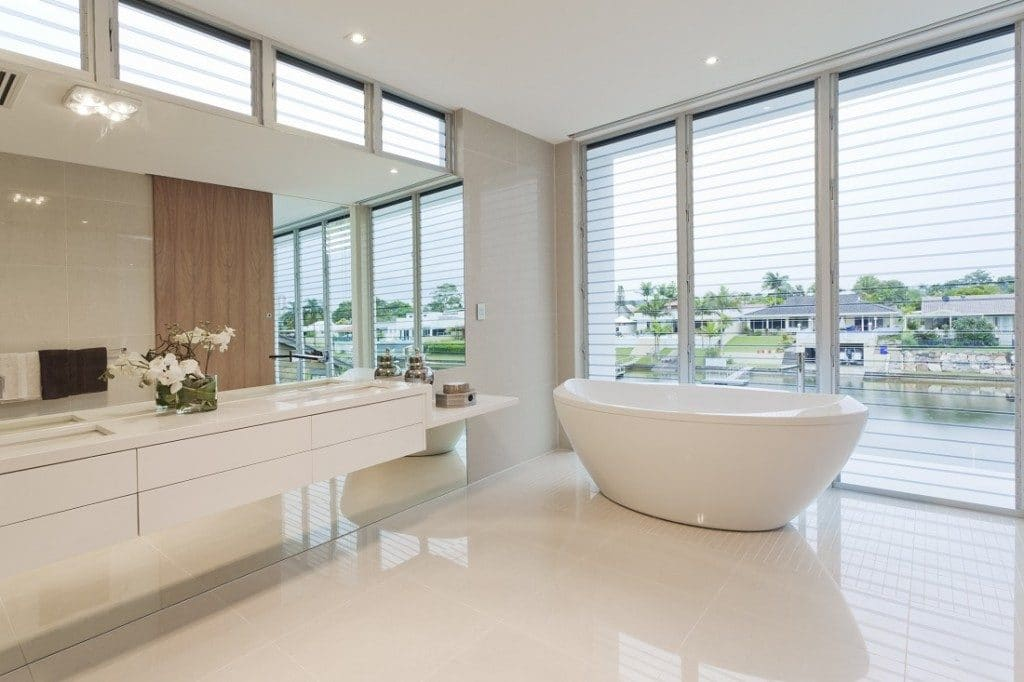 Bath in Bathroom - yes or no?