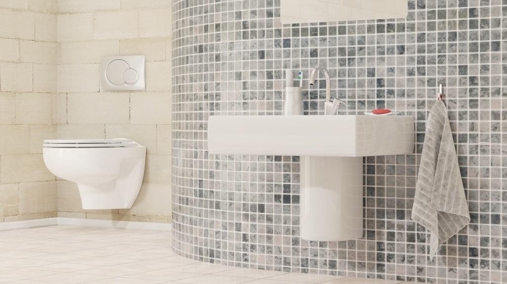 4 TIPS FOR CHOOSING YOUR BATHROOM TILES