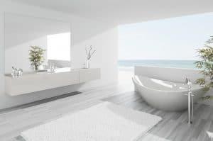 bath tub, bathroom renovation