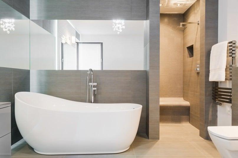 hi tech bathrooms